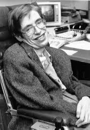 o físico inglês Stephen Hawking