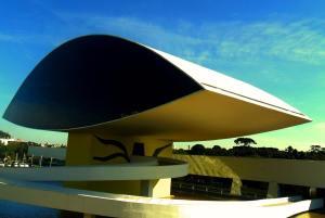 Museu Oscar Niemeyer, Curitiba/PR
