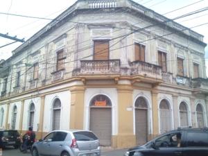 Casa Orlando, Cuiabá. Crédito: Bárbara Fontes/2017