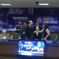 Vice-consulado da Itália é reaberto em Cuiabá