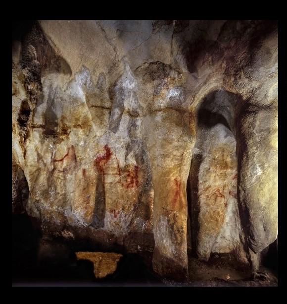 CavernaLaPasiega_Espanha_Neandertal_65milanos