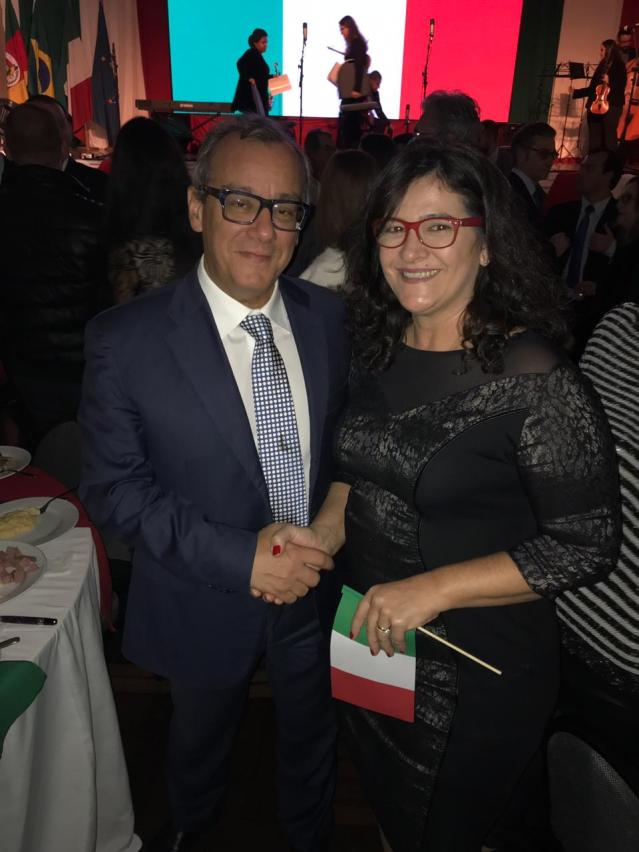 Cônsul-Geral da Itália_ViceConsulesa