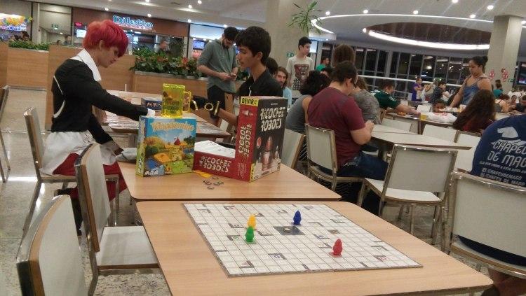 Evento da Chapeu de Mago e Lendas Geek no VG XP. Crédito_BárbaraFontes