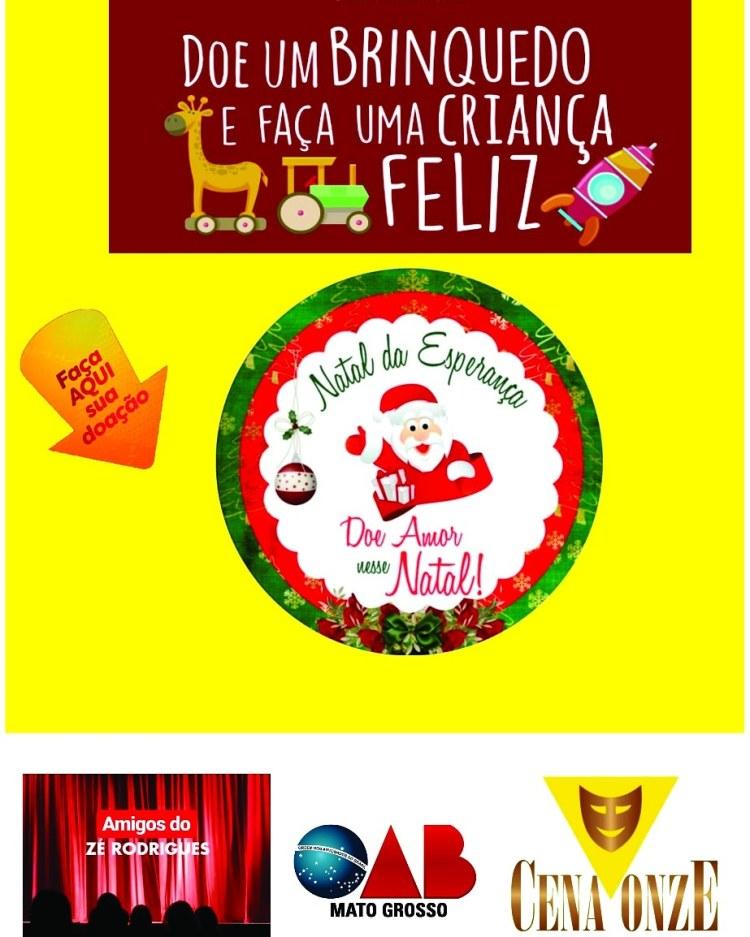 Nataldaesperança_DoaçãoBrinquedo