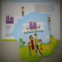 Livro explica a leucemia para crianças