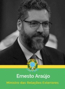 ministros-site_7_Ernesto Araujo_Itamaraty