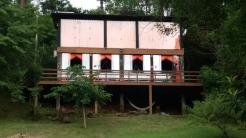 Vale do Arvoredo onde aconteceu a residência artística/Acervo Pessoal