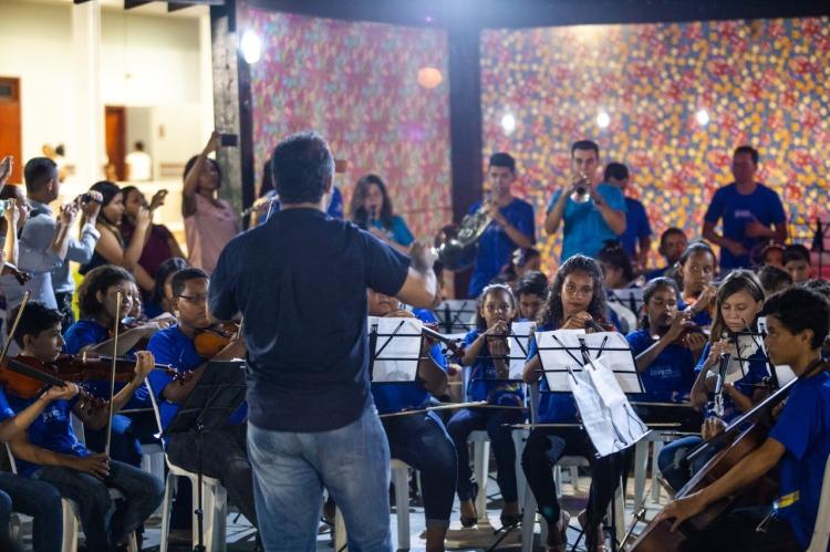 Orquestra Jovem Sesc Pantanal