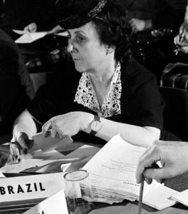 bertha-lutz_acervoMinistério das Relações Exteriores