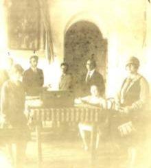 CelinaGuimaraesViana_primeiro_voto_feminino_-_Mossoró_(RN),_1928