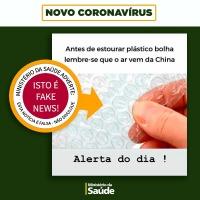 Plantão BBF COVID-19: Não se engane!