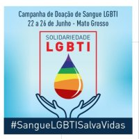 Opinião: LGBTQI+ PODEM DOAR SANGUE