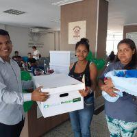 Saúde Pública: Projeto 1º Berço – Caixa do Tesouro