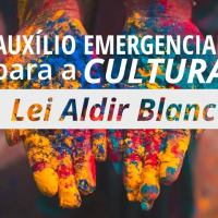 Cultura Nacional: Lei Aldir Blanc