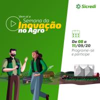 Agronegócio: Semana da Inovação no Agro 2020